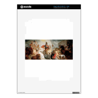 Dutch Virgin and Frederik by Theodoor van Thulden Decal For The iPad 2