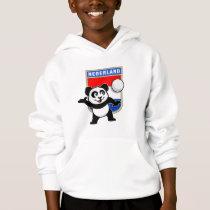 Dutch Volleyball Panda Hoodie