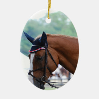Dutch Warmblood Horse Ornament