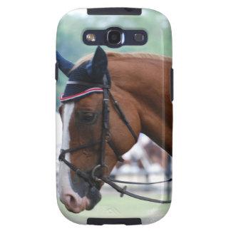 Dutch Warmblood Horse Samsung Galaxy Case Samsung Galaxy SIII Cover