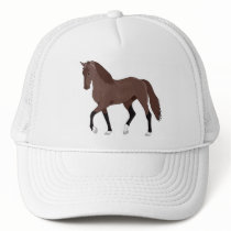 DUTCH WARMBLOOD TRUCKER HAT