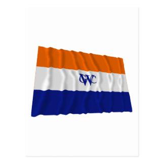 Dutch West India Company Flag Postcard