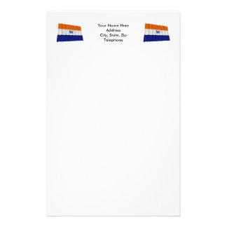 Dutch West India Company Flag Stationery