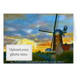 Dutch Windmill Cards