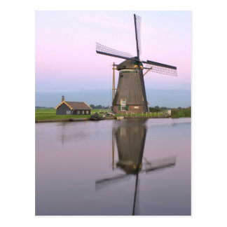 Dutch Windmill Postcard