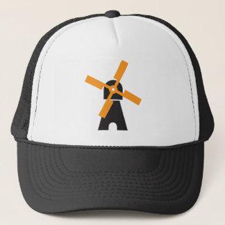 Dutch windmill trucker hat