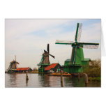 Dutch Windmills, Zaanse Schans. Cards
