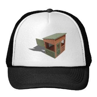 DutchDoorOpenBarn022111 Trucker Hat