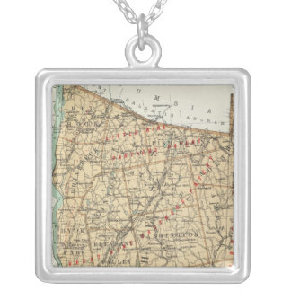 Dutchess County Silver Plated Necklace