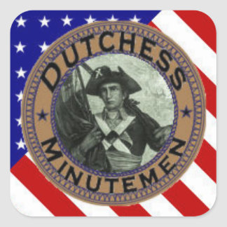 Dutchess Minutemen Sticker