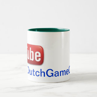 DutchGameCreew sulk Two-Tone Coffee Mug