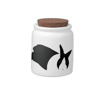 DUTCHIE CANDY JAR