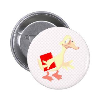 Dutchie Duck Button