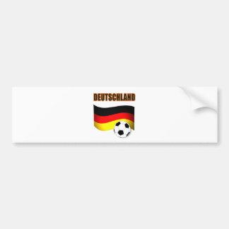 Dutchland world cup t-shirt bumper sticker