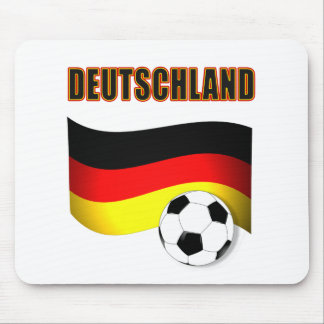 Dutchland world cup t-shirt mouse pad