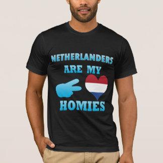 Dutchs are my Homies T-Shirt