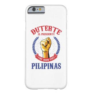 Duterte - El Presidente iPhone 6/6s case