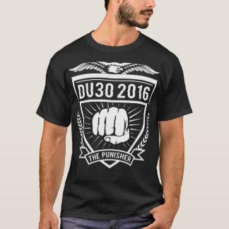 Duterte for President Shirt - DU30 2016