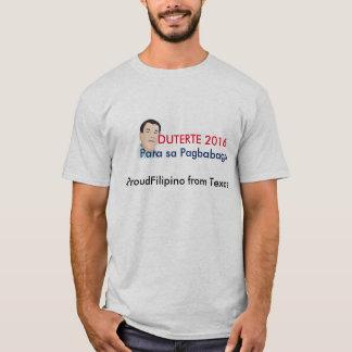 Duterte tshirt