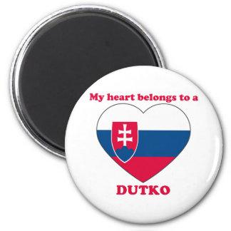 Dutko 2 Inch Round Magnet