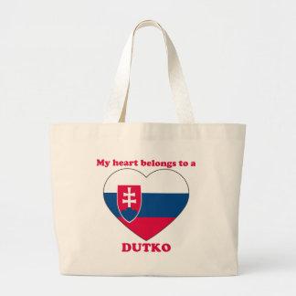 Dutko Jumbo Tote Bag