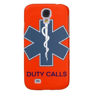 Duty Calls 3 Galaxy S4 Case