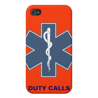 Duty Calls 4 iPhone 4/4S Case
