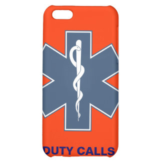 Duty Calls 4 Case For iPhone 5C