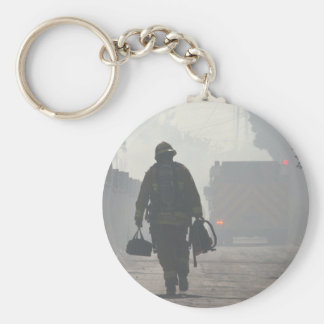 Duty Calls Basic Button Keychain