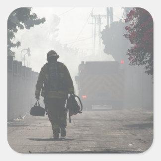 Duty Calls Square Sticker