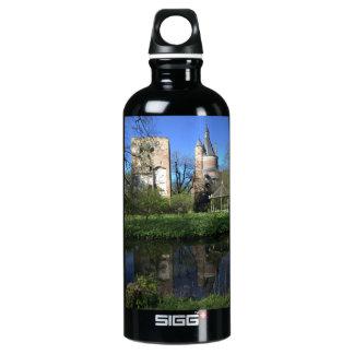 Duurstede Castle, Wijk bij Duurstede Aluminum Water Bottle