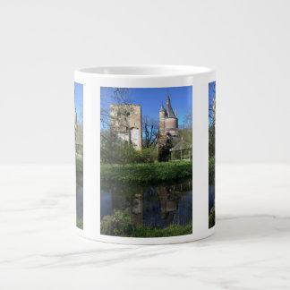 Duurstede Castle, Wijk bij Duurstede Large Coffee Mug