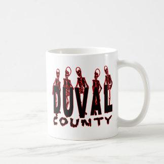 Duval County --T-Shirt Coffee Mug