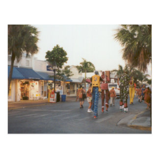 Duval Street Postcard