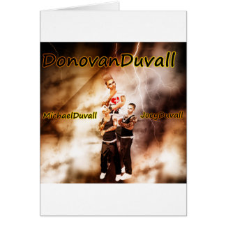 duvall fashions n more's Store at Zazzle Card
