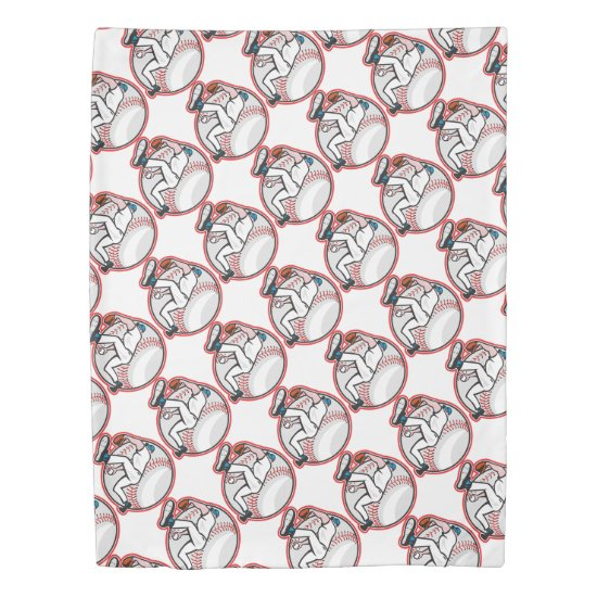 Duvet Cover/Baseball