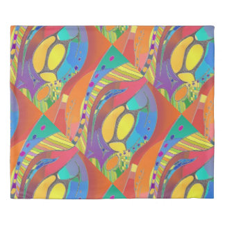 Duvet Cover Bold Organic Design Range