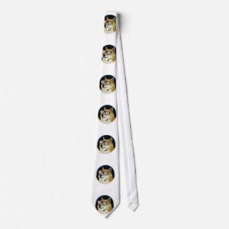 Dux fresco: ¡Dogecoin es wow! Lazo Corbata Personalizada