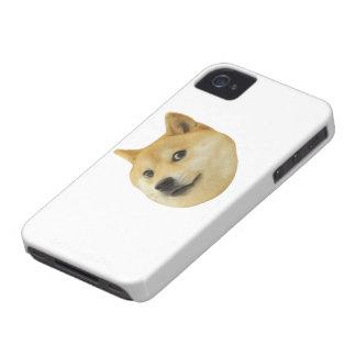 Dux mismo wow mucho perro tal Shiba Shibe Inu iPhone 4 Cárcasas