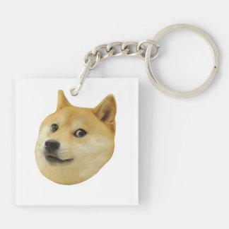 Dux mismo wow mucho perro tal Shiba Shibe Inu Llaveros