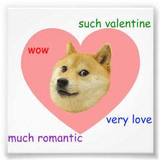 Dux mucho del día de San Valentín amor mismo tales Foto