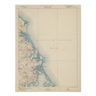 Duxbury, Massachusetts Póster