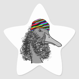 Duxter Pegatina En Forma De Estrella