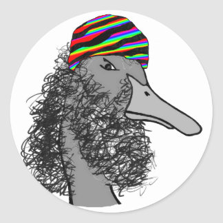 Duxter Sticker