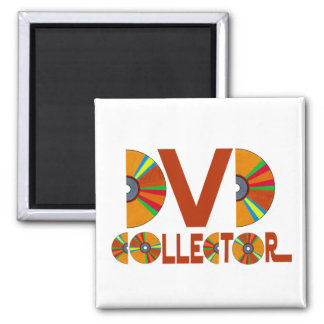 DVD Collector Refrigerator Magnets
