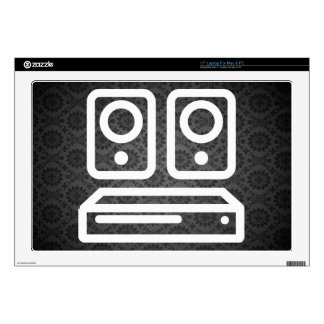 Dvd Components Icon Decals For Laptops