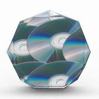 DVD discs Acrylic Award