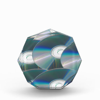 DVD discs Award