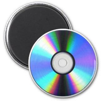 DVD IMÁN REDONDO 5 CM