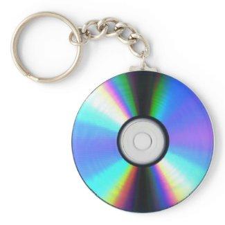 DVD KEYCHAIN keychain